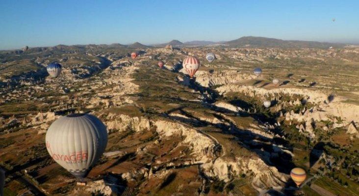 Paisaje en Turquía