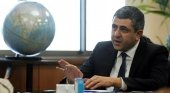 Zurab Pololikashvili, secretario general de la Organización Mundial de Turismo