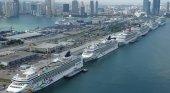 Puerto de cruceros de Miami