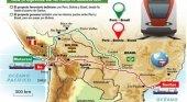 Proyecto de tren bioceánico en Bolivia