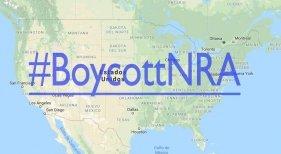 Empresas turísticas de EEUU se unen al #boicot contra las armas