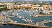 Puerto en Baleares