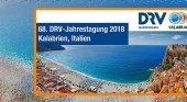 Cartel anunciador de congreso anual DRV