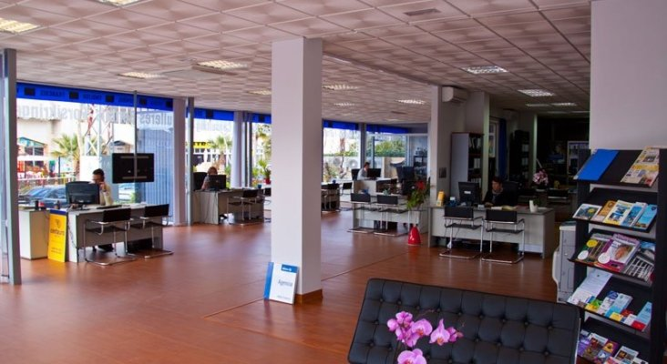 Valencia nueva sede de booking for Oficina turismo benidorm