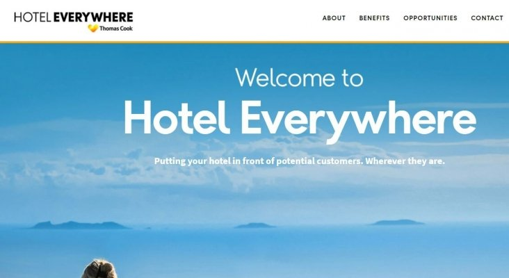 Hotel Everywhere de Thomas Cook