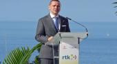 Thomas Bösl, CEO de rtk, anima a aumentar su actual base de datos de 2,3 millones de clientes