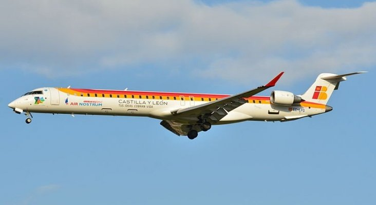 Air Nostrum externaliza sus servicios en Melilla a aerolíneas como Canary Fly