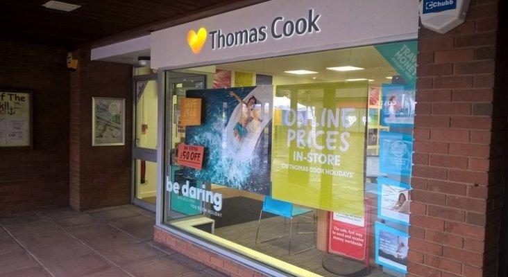 Agencia propia de Thomas Cook