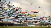 Las aerolíneas son las primeras afectadas por el brexit y la devaluación de la libra