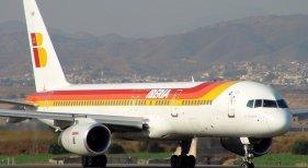 Boeing 757 de Iberia