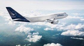 Nueva imagen de Lufthansa