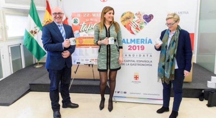 Almería quiere convertirse en Capital Española de la Gastronomía