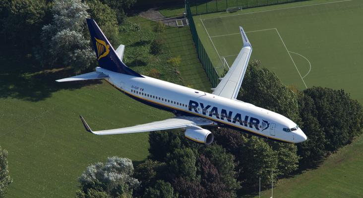 Pilotos españoles de Ryanair llevan a la aerolínea ante la Audiencia Nacional