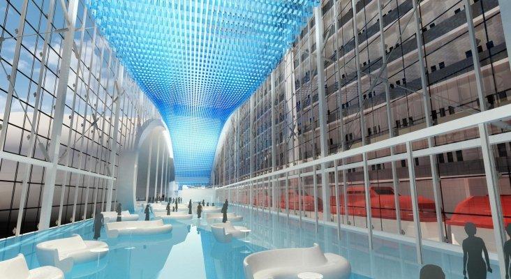 Proyecto de la terminal de Norwegian Cruise Line