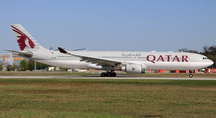 Airbus A330 de Qatar Airways