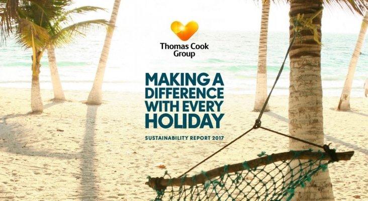 Informe de sostenibilidad de Thomas Cook