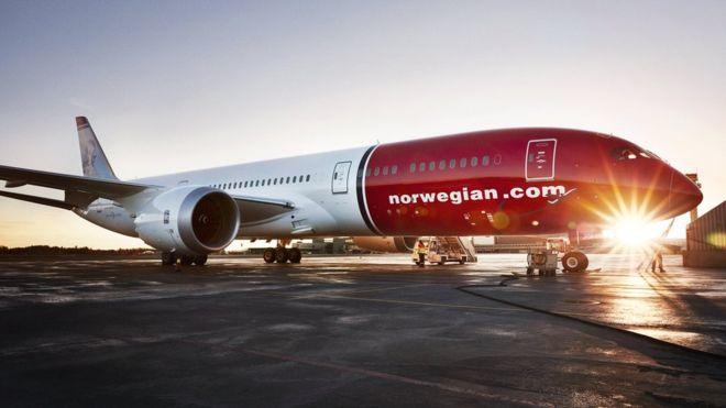 Norwegian, la primera 'low-cost' en operar en Brasil