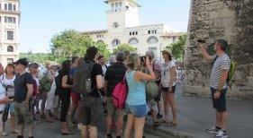 Cuba llega al millón de turistas en menos de 3 meses