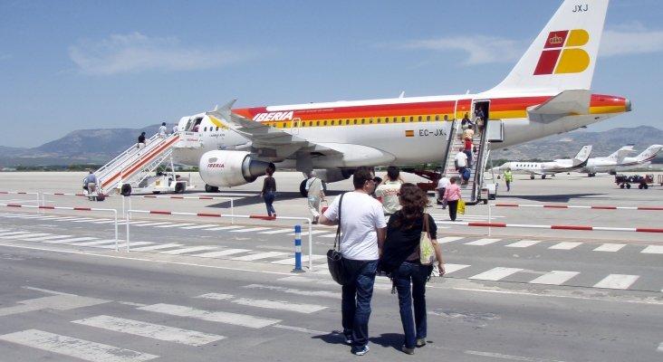 Aerolíneas europeas presionan para que Iberia quede fuera de la UE