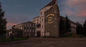 Hotel Castel Drácula en Transilvania