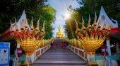 Zona turística en Tailandia