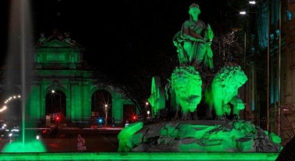 España se viste de verde por San Patricio