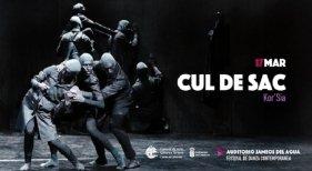 Kor'sia trae su Cul de Sac al Festival de danza de los Centros en el Auditorio Jameos del Agua