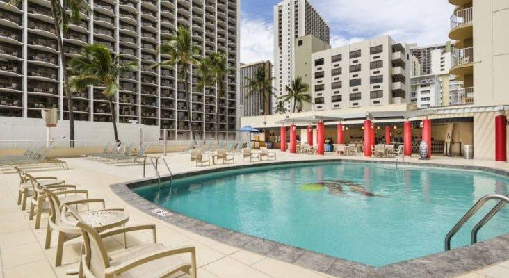 Aston Waikiki Beach Hotel, en Hawái