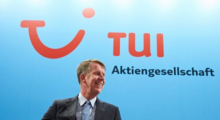 Ceo de Tui Group, Friedrich Joussen