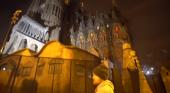 La Sagrada Familia es asaltada por 'youtubers'