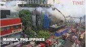Se eleva a cinco la cifra de muertos en el hotel de Manila