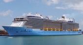 Royal Caribbean encarga la construcción de un crucero que funcionará con gas licuado