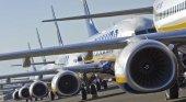 Ryanair y Jet2 se quedan en tierra