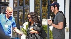 Rihanna en Ibiza junto a su novio Fuente Elle South Africa