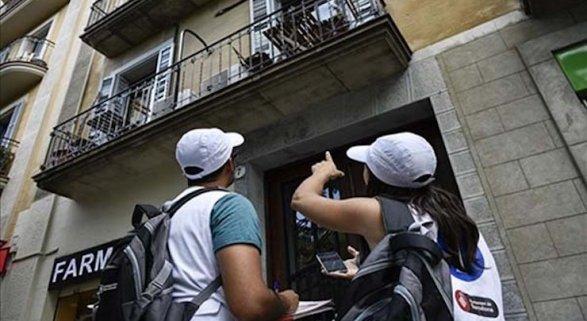 Los empresarios de Barcelona piden que el alquiler turístico pague más IBI