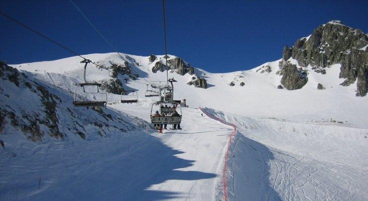 Estación de esquí San Isidro