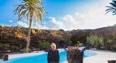 Custo Barcelona en Jameos del Agua, en Lanzarote