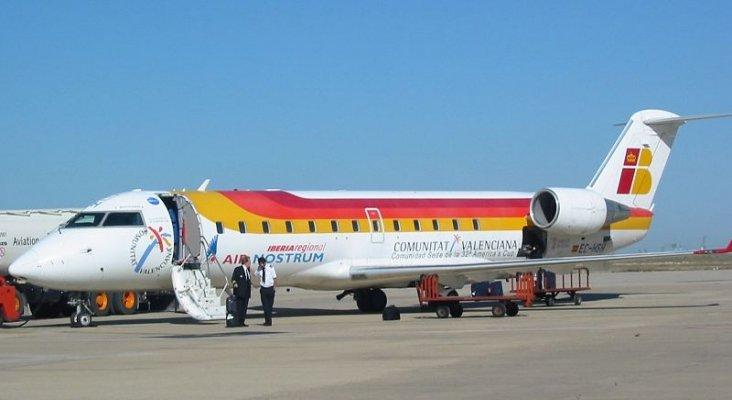 Bombardier de Air Nostrum