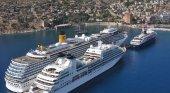 Puerto de Cruceros en Turquía