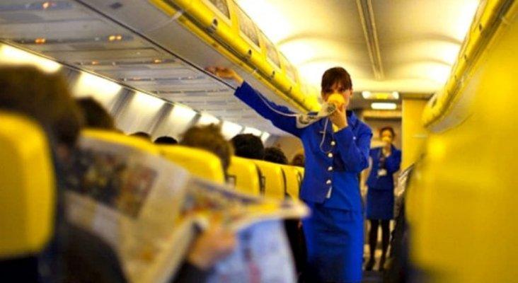 Habrá huelga de los tripulantes de cabina de Ryanair