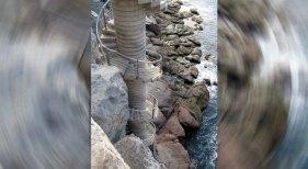 Salto suicida en las costas de Gran Canaria