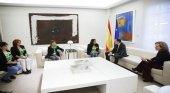 Las Kellys se reúnen con Rajoy en Moncloa