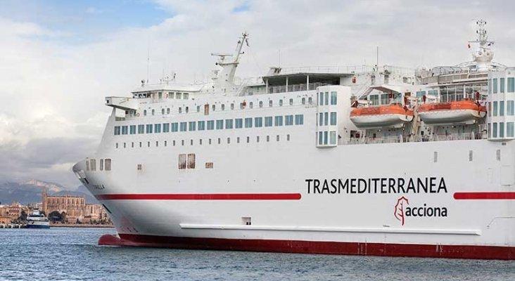 Baleària complica la venta de Transmediterránea a Naviera Armas