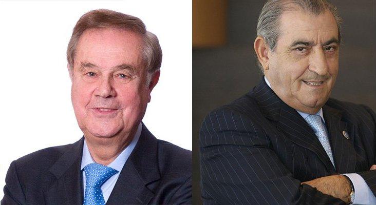 Gabriel Escarrer Juliá y Juan José Hidalgo