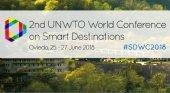 Se abre plazo de inscripción del  II Congreso Mundial de  Destinos Turísticos Inteligentes