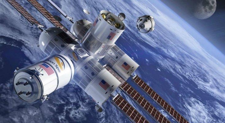80.000 euros la noche en el primer hotel de lujo en el espacio
