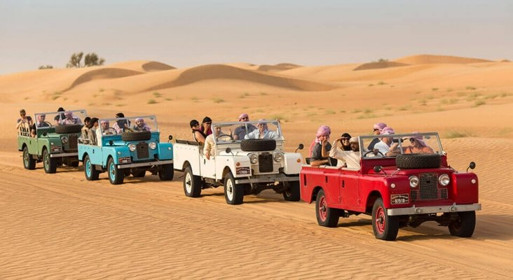 Dubai Safari. Foto de Platinum Heritage