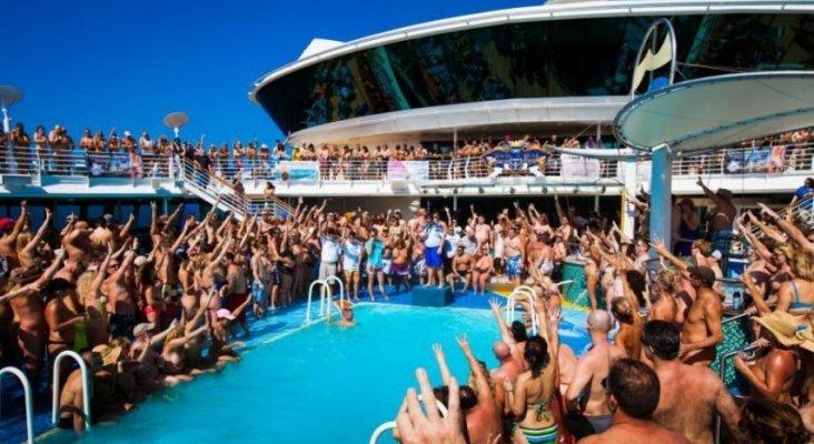 Desire Cruise, El crucero de los 'swingers'  Foto de Sitio Andino