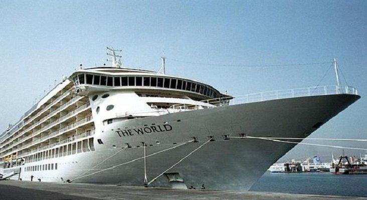 Crucero de los millonarios en Málaga