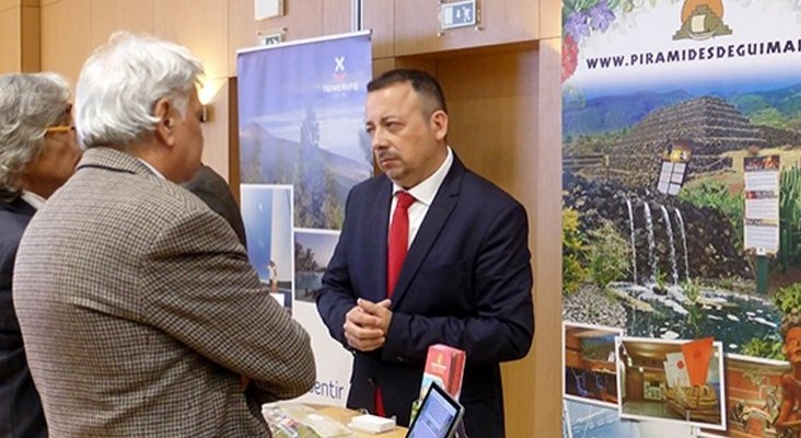 Binter promociona a Tenerife en Lisboa